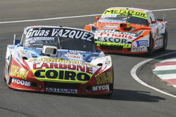 Lionel Ugalde, Ugalde Competicion Ford and Jonatan Castellano, Castellano Power Team Dodge