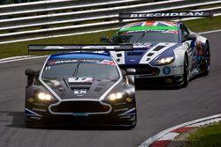 #11 22 GT Racing Aston Martin Vantage GT3: Mark Farmer, Jon Barnes