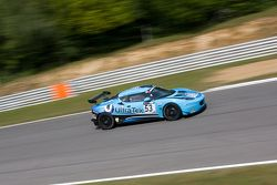 #53 Stratten Motorsport Ultratech Lotus Evora GT4: Richard Taffinder, Martin Plowman