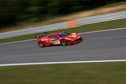 #21 Rosso Verdi Ferrari 458 Italia: Hector Lester, Benny Simonsen