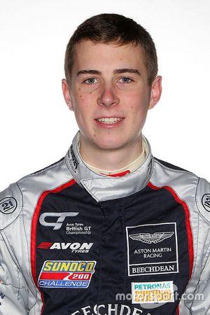Ross Gunn, Beechdean Aston Martin GT4 Challenge