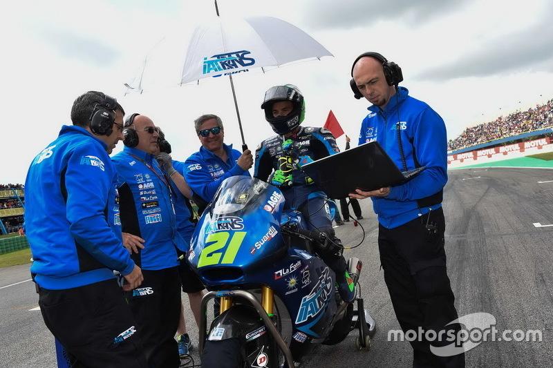Franco Morbidelli Italtrans Racing Team
