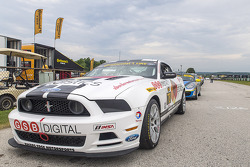 #78 Racers Edge Motorsports Mustang Boss 302 R: Chris Beaufait, Brian Faessler
