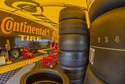 Continental Tire area
