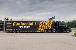 Continental Tire hauler