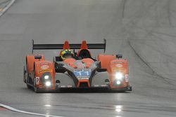 Oreca FLM09 Chevrolet комангды RSR Racing: Крис Камминг, Бруно Жункейра