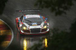 Audi R8 LMS команды Paul Miller Racing: Кристофер Хаасе, Дион фон Мёльтке