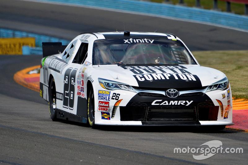 Tomy Drissi, JGL Racing Toyota