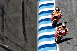 Дани Педроса, Repsol Honda Team и Марк Маркес, Repsol Honda Team