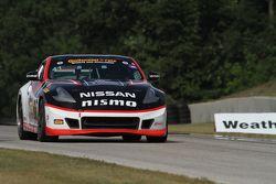 #41 Doran Racing Nissan 370Z: Nicolas Hammann, Steven Doherty