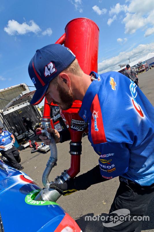HScott Motorsports gasman