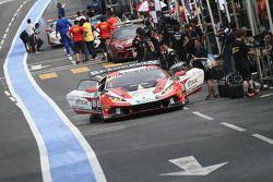 #88 Lamborghini: Kazuki Hiramine