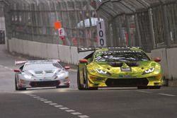 #88 Lamborghini: Vincent Wong, Byron Tong