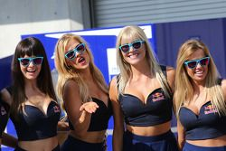 Chicas Red Bull