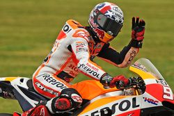 Ganador de la pole Marc Marquez, Repsol Honda Team