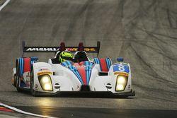 #8 Starworks Motorsports ORECA FLM09: Mirco Schultis, Renger van der Zande