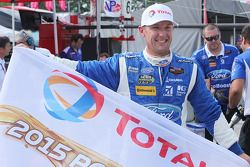 Polesitter #01 Chip Ganassi Racing Ford/Riley: Joey Hand