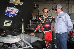 Richard Childress and Austin Dillon, Richard Childress Racing Chevrolet