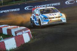 Toomas Heikkinen, Marklund Motorsport Volkswagen Polo
