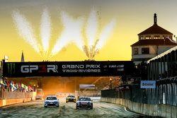Davy Jeanney, Team Peugeot Hansen takes the win