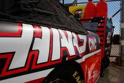 Stewart-Haas Racing Chevrolet de Kurt Busch