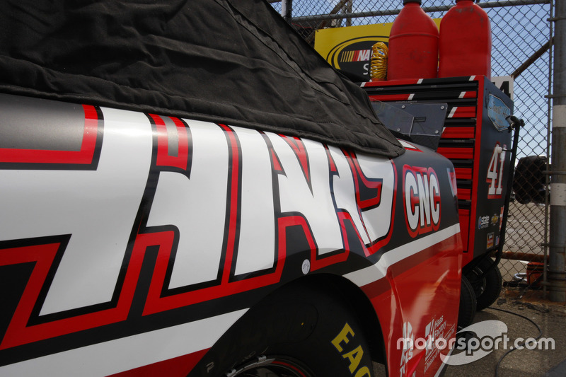 Stewart-Haas Racing Chevrolet of Kurt Busch