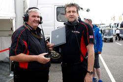 David Bartrum and Piers Phillips