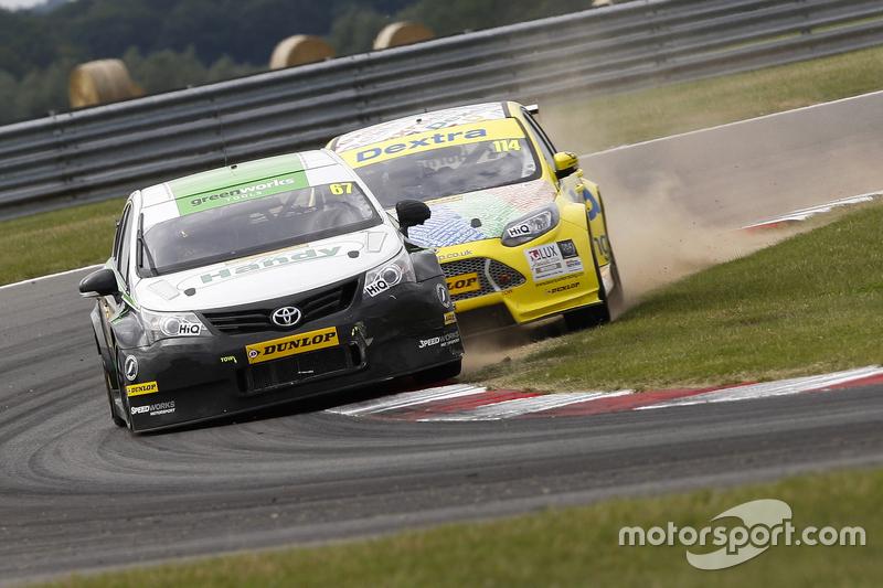Robb Holland, Handy Motorsport