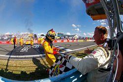 Ganador de la carrea: Joey Logano, Team Penske Ford