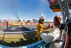 Ganador de la carrera: Joey Logano, Team Penske Ford