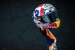 Le casque du vainqueur, Marc Marquez, Repsol Honda Team