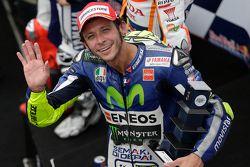 Третье место - Валентино Росси, Yamaha Factory Racing