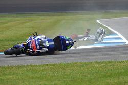 Jorge Lorenzo, Yamaha Factory Racing cai