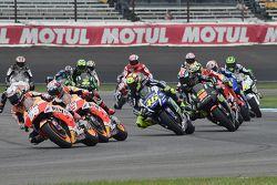 Largada: Dani Pedrosa, Repsol Honda Team