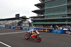 Marc Marquez, Repsol Honda Team vence