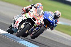 Yonny Hernandez, Pramac Racing and Maverick Viñales, Team Suzuki MotoGP