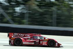 #07 SpeedSource Mazda Prototype: Joel Miller, Tom Long