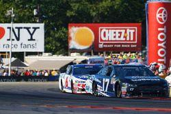 Ricky Stenhouse Jr. and Trevor Bayne, Roush Fenway Racing Fords