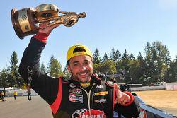 Top Fuel winner J.R. Todd