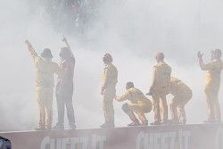 El ganador, Joey Logano, Team Penske Ford