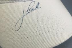 Кепка с автографом Ярно Трулли
