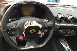 Ferrari F12 Berlinetta détruite
