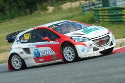 Yvan Muller, Albatec Racing