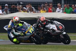 Johann Zarco, Ajo Motorsport and Dominique Aergerter, Technomag Racing Interwetten