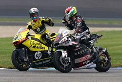 Johann Zarco, Ajo Motorsport and Alex Rins
