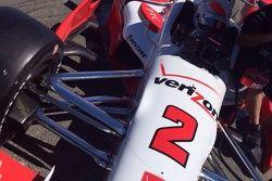 Nelson Piquet con Penske