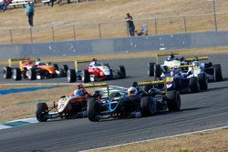Australian Formula 3 Championship field at Queensland Raceway
