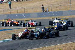 Австралийская Формула 3 на трассе Квинсленд