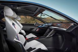 BMW 3.0 CSL Hommage R presentación