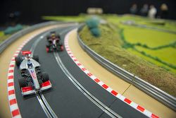 Martin Brundle's ultimate Scalextric circuit